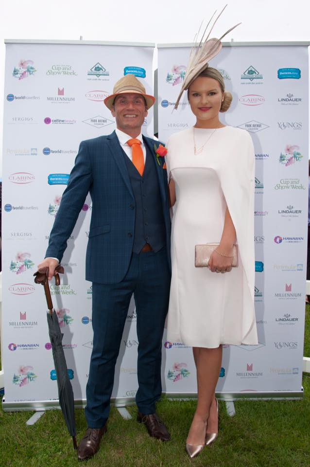 Canterbury Racing Fashion in the Field Winners 2015