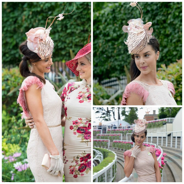 The Style Blog Royal Ascot Charlotte Hamilton