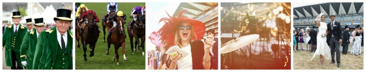 The Style Blog Royal Ascot Collage