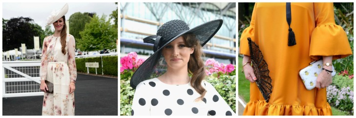 The Style Blog Royal Ascot Hats Accessories