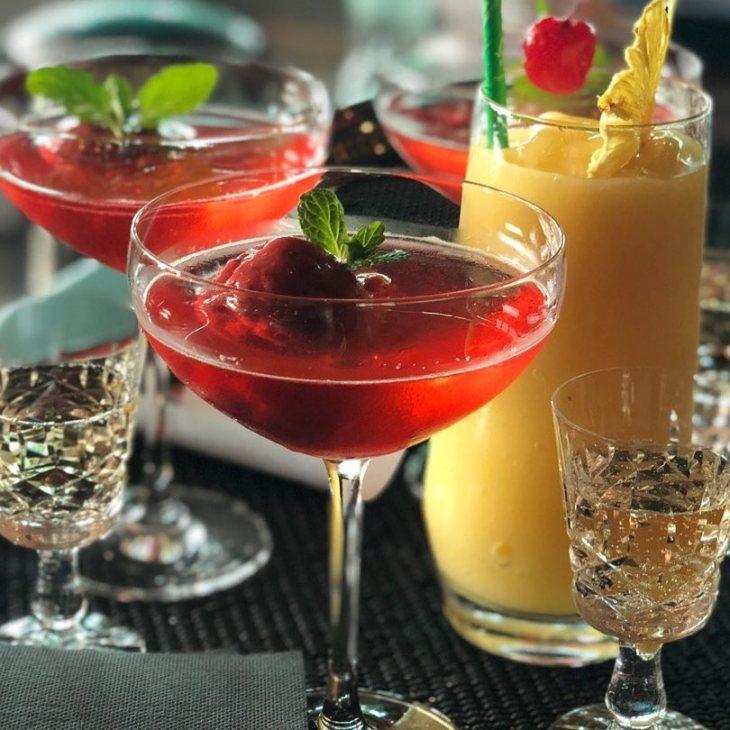 Arborio Terrace Bar